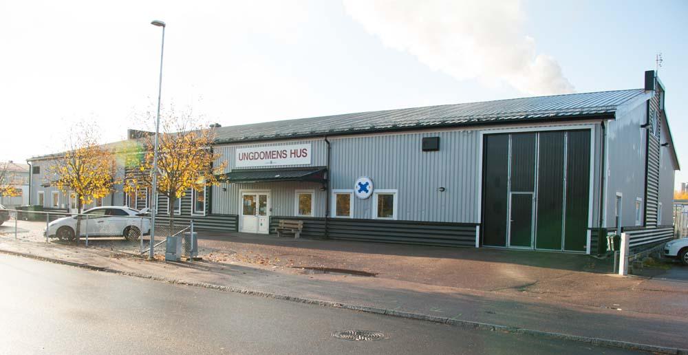 Sandgatan 9, Enköping