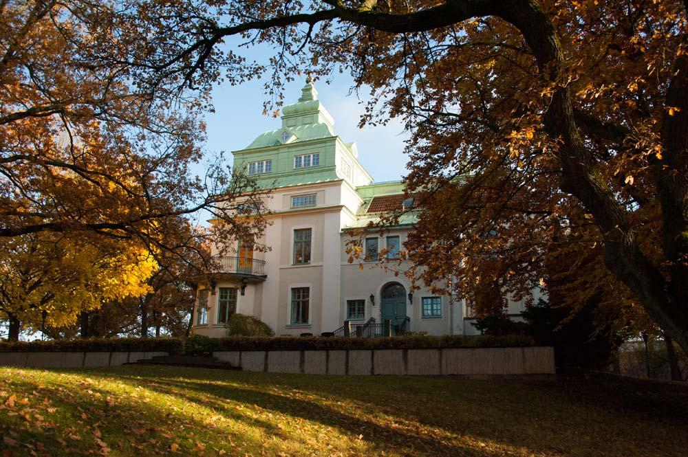 Fanna Slott, Enköping